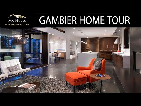 My House Feature Homes - Gambier Island Home Tour
