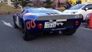 2014.04.06ベッキオバンビーノで人生初のフォードGT40に会えました! エ...