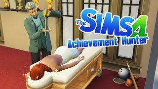 BIRTHDAY BONANZA - 36 - Achievement Hunter (Sims 4 Seasons)