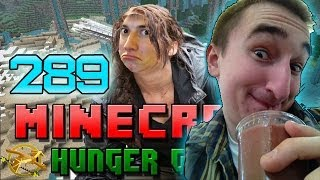 Minecraft: Hunger Games w/Mitch! Game 289 - JEROME NO!