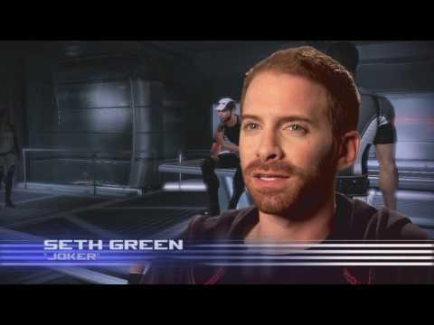 Mass Effect 2 BTS (behind the scenes) part 1
