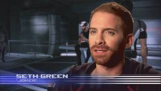 Mass Effect 2 BTS (behind the scenes) part 1