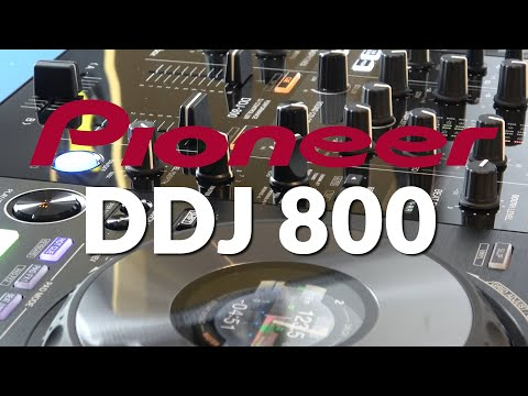 Pioneer DDJ 800 Review (Español) - 4k