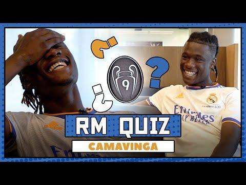 HOW good is CAMAVINGA's Real Madrid KNOWLEDGE?