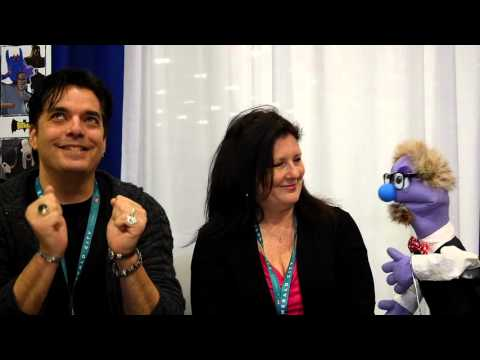 Voice actors Lex Lang and Sandy Fox talk to The Nerd Soapbox at WonderCon 2016.