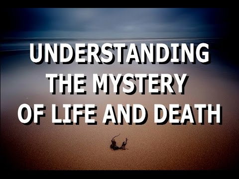 Alan Watts: Understanding the mystery of life and death