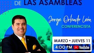 Webinar el antes y el después de las asambleas en la Propiedad Horizontal - Jorge Orlando León