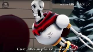 Топ 3 песни андертейл на русском