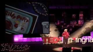 Sparking Interest Through Creativity: Jan Mattingly at TEDxBirmingham 2014