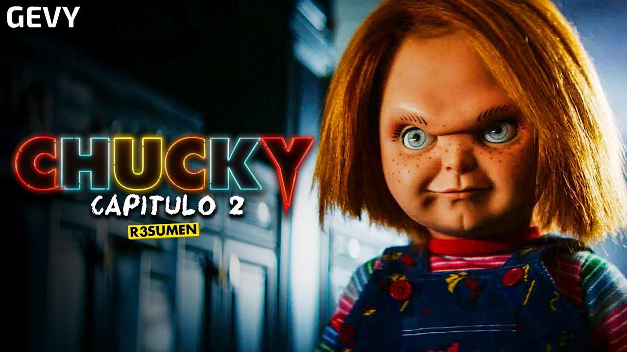 Chucky ( Serie-Capitulo 2) Resumen En 9 Minutos