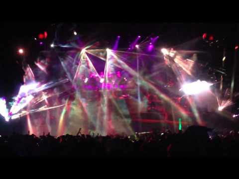 Pretty Lights - Red Rocks 2014