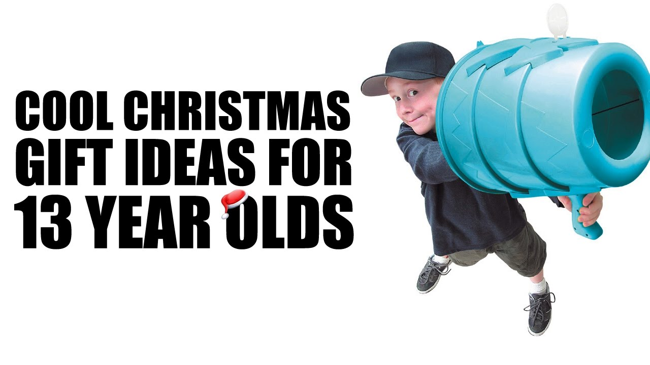 cool christmas gifts for 13 year olds cool ideas for 13 year olds christmas 2016 youtube