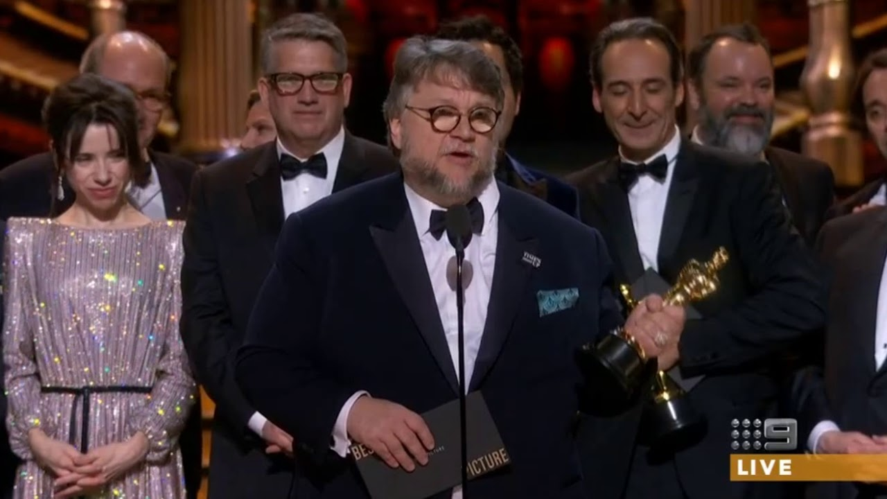 Oscars 2018: 'The Shape of Water' wins best picture at the Academy Awards