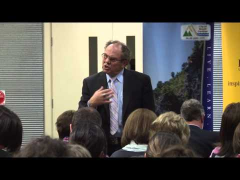 Sidney Myer Lecture Mount Gambier 4th September 2012