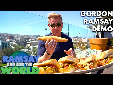 gordon-ramsay-makes-a-chorizo-torta-in-mexico-with-gino-d'acampo- -ramsay-around-the-world