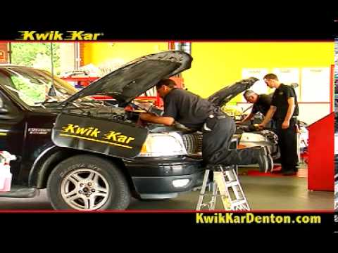 "Kwik Kar Denton Lube & Auto Centers Win ""Best Of Denton"""
