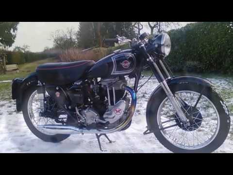 MATCHLESS G80 1952