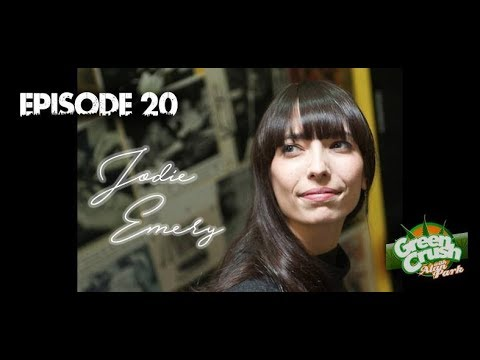 Green Crush With Alan Park - Full Jodie Emery Interview