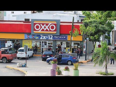 اعتقال ابن -إمبراطور المخدرات- المكسيكي أثناء مواجهات مسلحة عنيفة في كولياكان …  - 11:53-2019 / 10 / 18