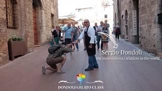 Dondoli Gelato Class