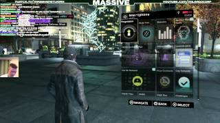 Watch_Dogs: 1v1 Online Hacking - SHHH I