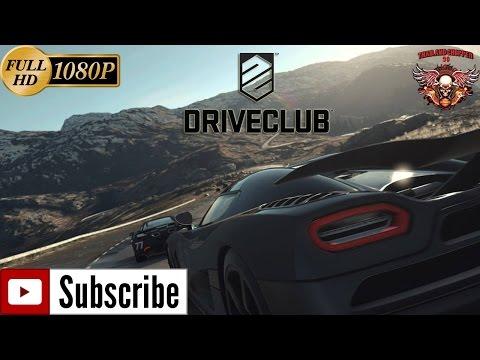 Drive Club Test ทดลองเกมรถเเข่ง By KaoGamer