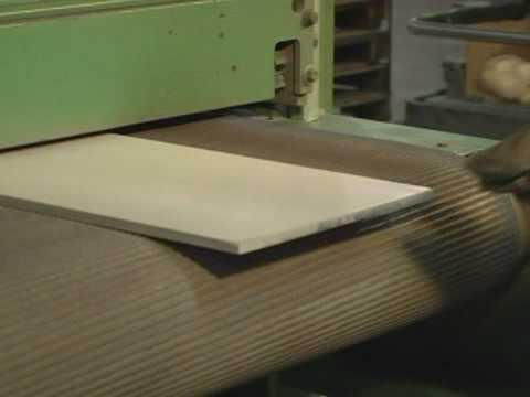 Line Graining Service - Aluminum & Stainless Steel