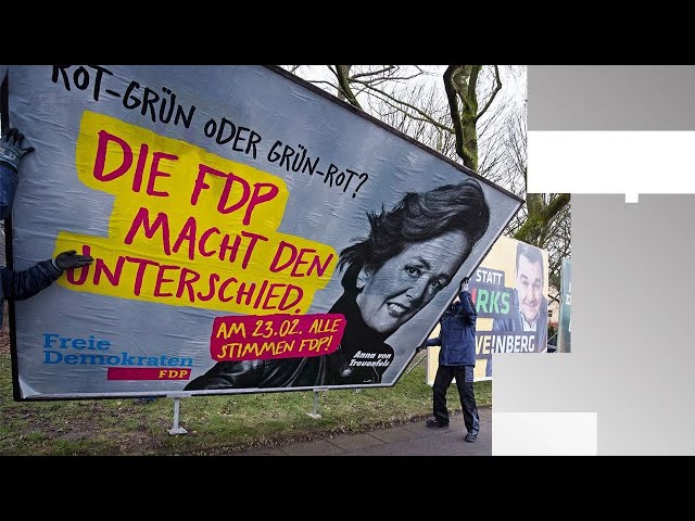 FDP: Rechts blinken, liberal scheinen?