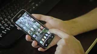 Как сделать скриншот на Samsung Galaxy S5