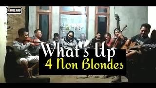 KERONCONG BARAT What's Up Versi  Slowgie || Dhuri Musik