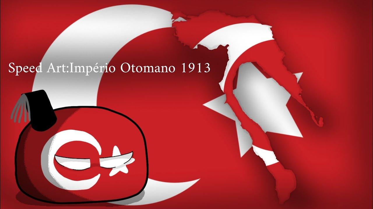 Speed Art Império Otomano 1913