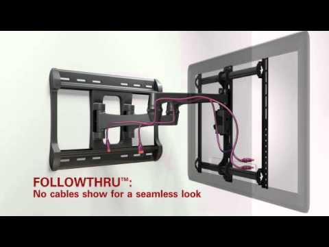 Features And Benefits Of Your Sanus Classic Xf228 Tv Mount