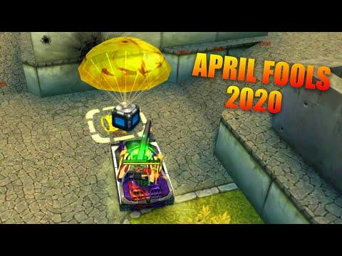 Tanki Online - April Fools 2020 GoldBox Montage #1