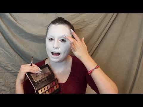 In Your Face! Makeup + History: Queen Elizabeth 1