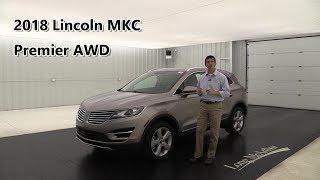 2018 LINCOLN MKC PREMIERE AWD 18029T