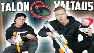 VALLATAAN HYLÄTTY TALO w/ Nova