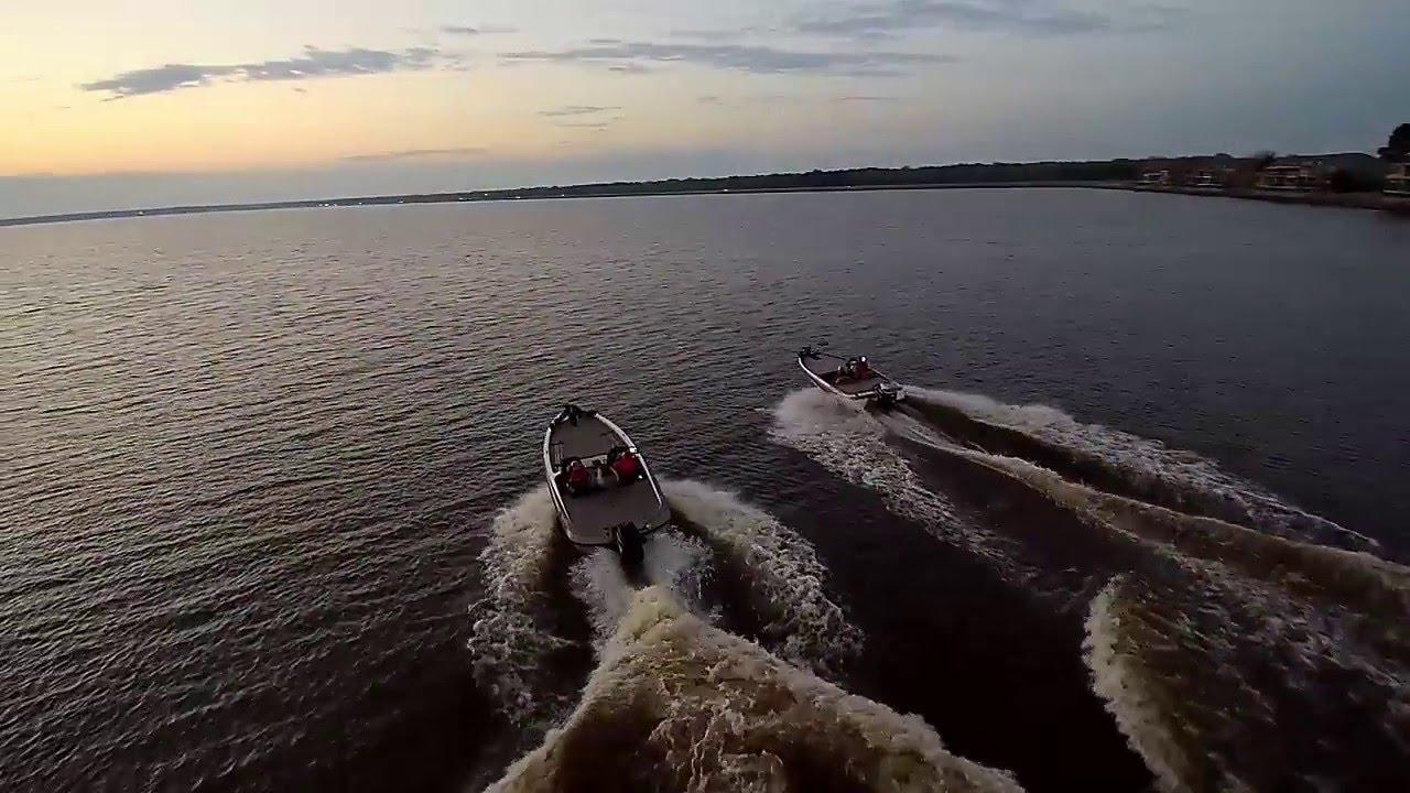 Mississippi bass nation high school madison ms youtube for Ross barnett fishing report