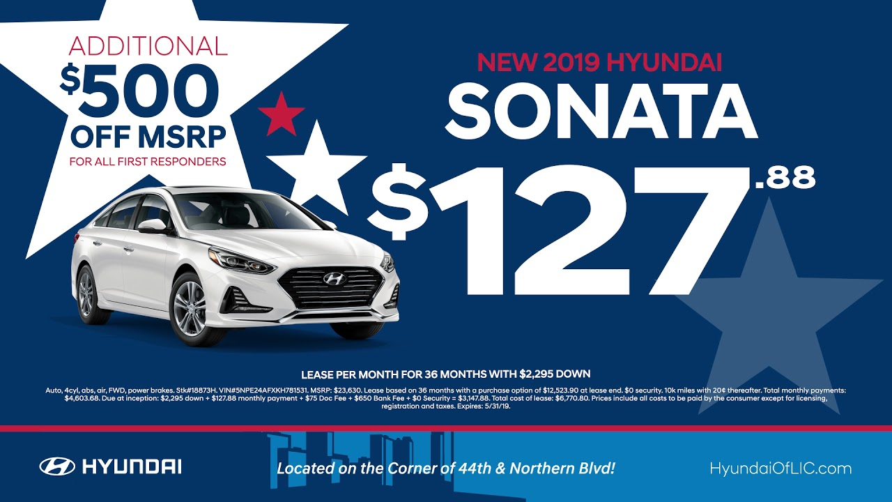Hyundai Long Island City >> Hyundai Of Long Island City May 2019 Commercial