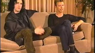 Reznor, Bowie, Prick Interview MTv 120-Minutes / Alternative Nation 1995 vhs promo - Nine Inch Nails