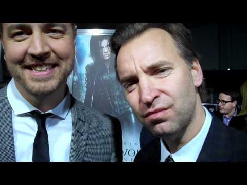Björn Stein and Måns Mårlind at the