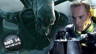Does David create the Xenomorph in Alien Covenant?