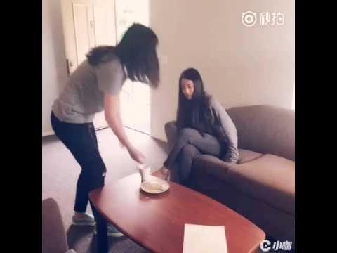 Lemon (Mengjiao Yang)   Iris(Rui Liang)   Cathy(Zhengnai Ma)   Lynn(Linya Qiu)   Bling(Shanshan Wu)