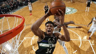 Highlights: Bucks 115 - Nuggets 127 | 1.31.20