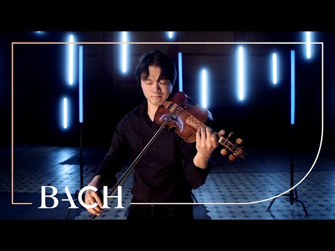 Bach - Violin Sonata no. 2 in A minor BWV 1003 - Sato | Netherlands Bach Society