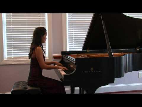 Monica Chung plays Rachmaninoff