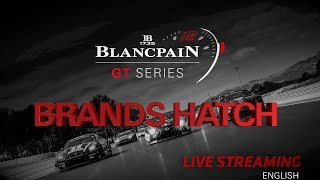 RACE 1 - Brands Hatch - Blancpain GT Series - Sprint Cup - ENGLISH