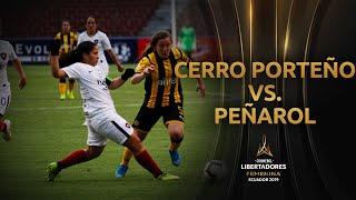 Cerro Porteño 1-0 Peñarol | CONMEBOL Libertadores Femenina