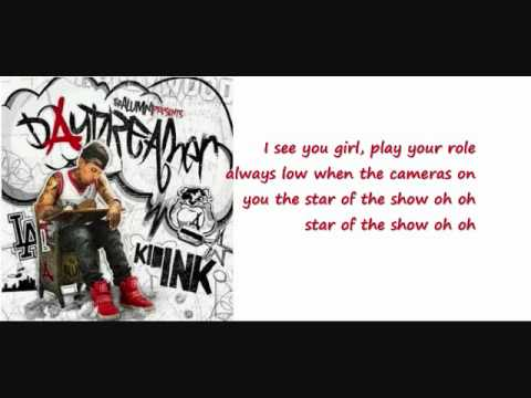 Kid Ink - Star of the Show (Feat. Sean Kingston) Lyrics and Download Link