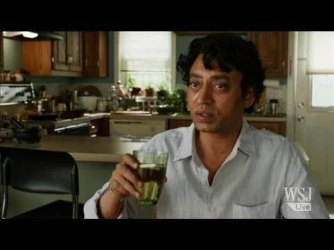 Irrfan Khan: 'Life of Pi' Role Didn't Come Easy