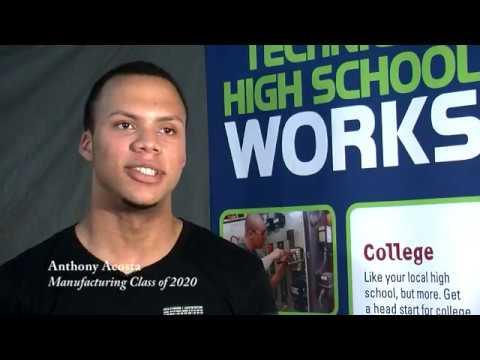 Windham Technical High School Recruitment Promo